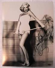 Mamie Van Doren Signed 16x20 Autograph Photo Playboy Model Auto OC Hologram A
