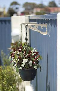 Colorbond Garden Fence Hanging Pot Basket Planter Hooks