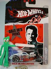 2011 Hot Wheels 8 Dale Jr's Picks 1 / 6.4km Coupé ∞ Blanco ∞ Walmart Exclusivo