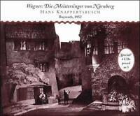 Wagner: Die Meistersinger von Nurnberg ~ 1952 Bayreuth Festival Performance / Kn
