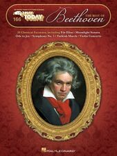 The Best of Beethoven Sheet Music E-Z Play Today Book NEW 000149300