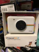 NEW Polaroid Snap 10.0mp Instant Print Digital Camera, White