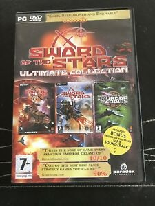 Sword of the Stars Collection (PC, 2009) - European Version