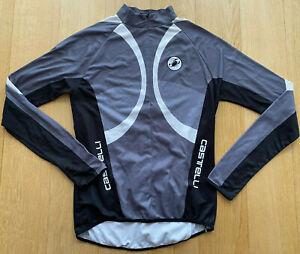 Brand New Original CASTELLI Warm Jersey XL