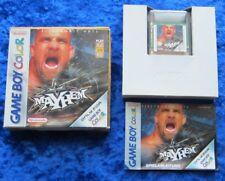 WCW Mayhem, Nintendo GameBoy Color Spiel, OVP Anleitung