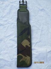 Frog Bayonet,DPM , IRR, Tasche für SA80 Bajonett,datiert 2005