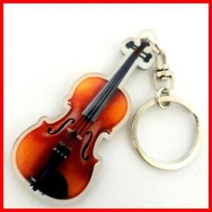 Le VIOLON - PORTE CLE ! Collection Instrument Musique Classique Corde Orchestre