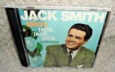 Jack Smith - Sings Jack, Jack, Jack (CD, 2006)