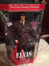 """Elvis The Army Years Barbie """"The Elvis Presley Collection"""" Celebrating His Years"""