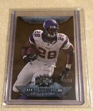Adrian Peterson 2012 Topps Triple Threads Card #99 #'D 5 of 99