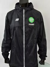 New Balance Celtic FC Home 2015- 2016 Black Training Jacket SIZE XL (adults)