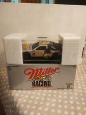 NASCAR ACTION Miller Racing Winston Cup Rusty Wallace #2 1/24 Diecast Bank NEW