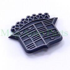 Cadillac grille emblem Eldorado Crest Gray OEM nameplate Ornament logo Crest ETC