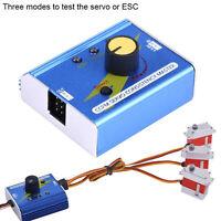 Servo testeur PMCC Consistency Master Checker 3CH 4.8-6V W5H9