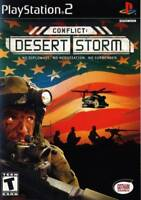 Conflict: Desert Storm (Playstation 2) PS2