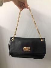 Michael Kors Black Leather NS  Bag   Purse