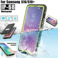 Samsung Galaxy S10+ Plus Waterproof Shockproof Heavy Duty Underwater Case Cover