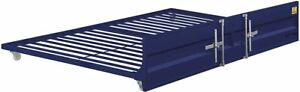 Cargo Trundle (Twin), Blue