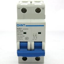 CHINT DC Circuit breaker NB1-63DC C63A  DC500V for Photovoltaic solar energy