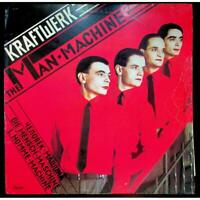 Kraftwerk - The Man Machine - Capitol Records - 3C 064-85444 - Vinile V052102