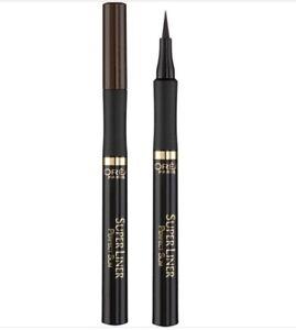Loreal Paris Perfect Superline eyeliner  BLACK  New