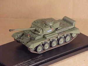 Hobbymaster # HG5208 1/72GB A34 Cometa, Reina Propio Hussars. Berlín Brigada,
