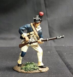 W.Britain American Revolution Colonial Light Infantry  - Britains