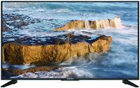 "NEW Sceptre 50"" Class 4K UHD LED TV 60Hz Parental Control HDMI USB"