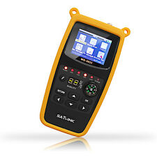 Satlink WS-6933 DVB-S2 HD FTA C KU Band Digital Satellite Signal Finder Meter