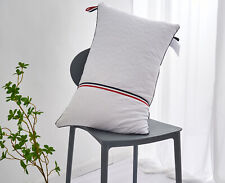 Bed Pillow Down Feather Pillows Luxury Hotel Quality 100%Cotton Cover White