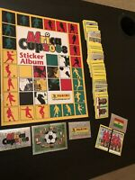 Panini Africa Cup Ghana 2008 Empty Album+fullset-Mint-Original