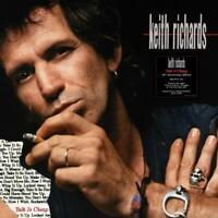 KEITH RICHARDS - TALK IS CHEAP 30TH ANNIVERSARY EDITION  VINYL LP NEU