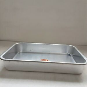 Crocodile Brand Rectangle Aluminum Food Tray Ready Serve Appetizing Fragrant