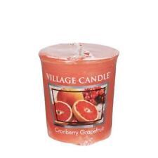 Grapefruit Candles & Tea Lights Village Candle