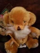 """Merrythought  Mohair Bear Cheeky Father Time  LMT #101 of 250 6"""" made England"""