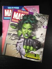 Classic Marvel Figurine Collection - Issue #38 SHE HULK - Magazine Only