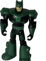 DC Comics BATMAN GREEN LANTERN Action Figure Toy 5 Inches Tall Green & Black 3+