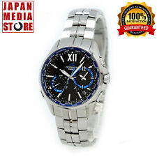CASIO OCEANUS OCW-S3400-1AJF MANTA Elegant Watch Tough MTV JAPAN OCW-S3400-1A