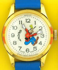 1974 Goofy Disney Character Watch by Bradley in the Original Box