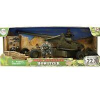 World Peacekeepers BO Howitzer  3 Figures