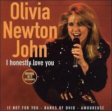 I Honestly Love You by Olivia Newton-John (CD, 1999, Disky, Import) NEAR MINT