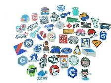 🤓 Nerdy Geek Aufkleber für den Laptop + Stickerbomb + 50 Stück