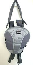 Chicco Ultrasoft Vega Baby Carrier Gray/White **ULTRA SOFT**