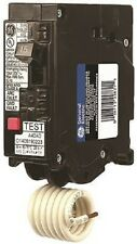 New Circuit Breaker GE THQL1115DF 15 Amp 1 Pole 120V Dual Function GFCI/AFCI