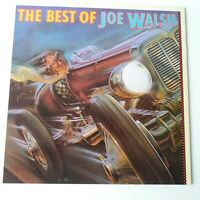Joe Walsh - Best of - Vinyl LP UK Original Press NM/NM Greatest Hits