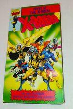 Marvel Video Pryde of The X-Men VHS