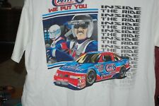 VINTAGE RICHARD PETTY - #43  WHITE -UNISEX -  XX- LARGE T-SHIRT NEW