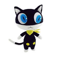 Persona 5 Morgana Mona Black cat Kurusu Akira Cosplay Stofftiere Plüsch Toy Neu