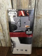 NEW Roomates STAR WARS Wall Decals Force Awakens Stormtroopers X Wing
