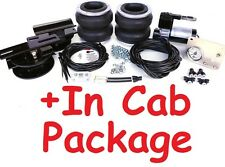 LA87 Toyota Coaster Motorhome Air Bag Suspension Load Assist & In Cab Kit